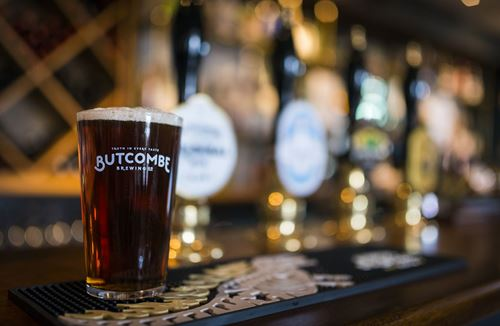 Free Butcombe for fans at Bath match