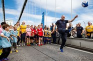 Rugby World Cup Visits Bristol