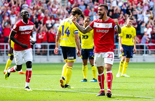Report: Bristol City 4-1 Blackburn Rovers