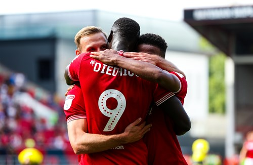 Gallery: Bristol City 4-1 Blackburn Rovers