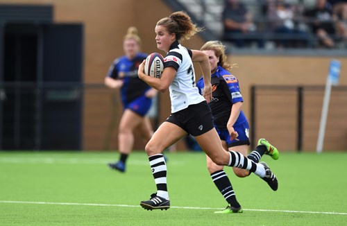 Report: Worcester Valkyries 10-50 Bristol Bears Women