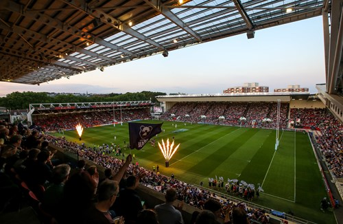 RWC 2019 committee set for Ashton Gate visit