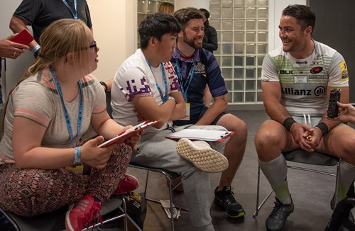 Disability Journalism Programme receives special invitation