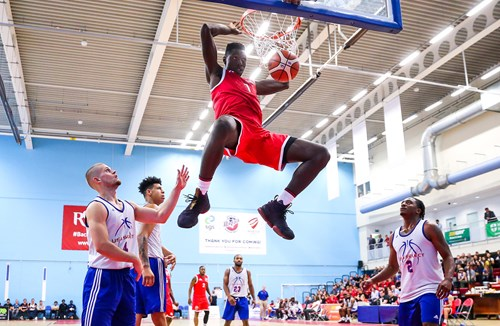 Gallery: Bristol Flyers 92-46 USA Select