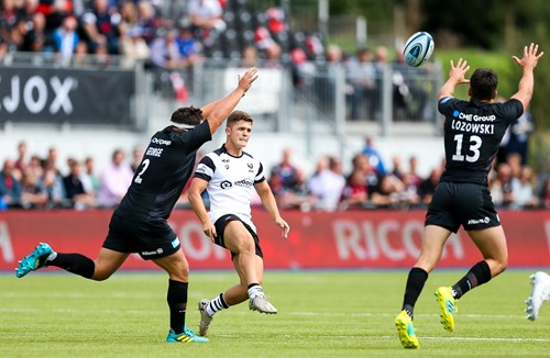 As it happened: Saracens 44-23 Bristol Bears