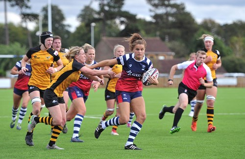 Lucy Attwood named in Red Roses squad to face USA