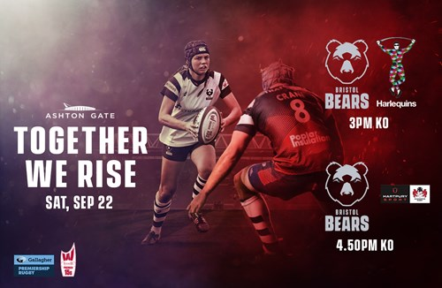 Secure your seat for double header at Ashton Gate