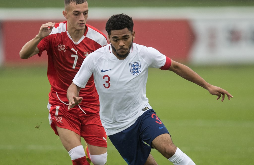 Dasilva excited to play in BS3 with England