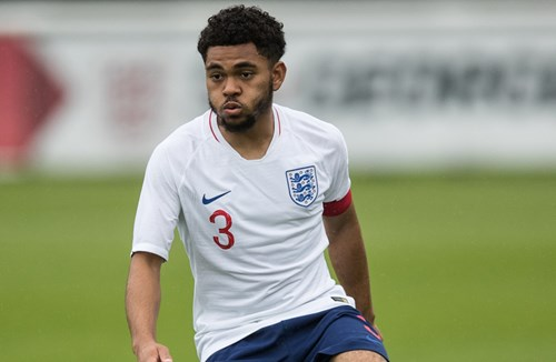 Dasilva gets the call for England double-header