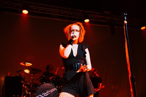 Gallery: Garbage and TheThe concert at Ashton Gate