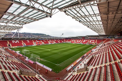 Pay on the night at New York Stadium