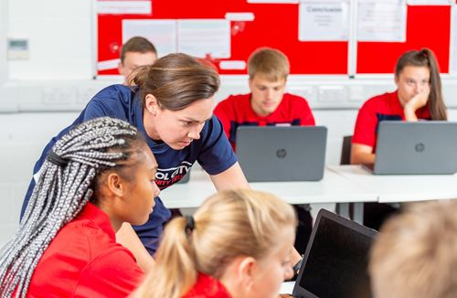 Trust launch new post-16 programme in central Bristol