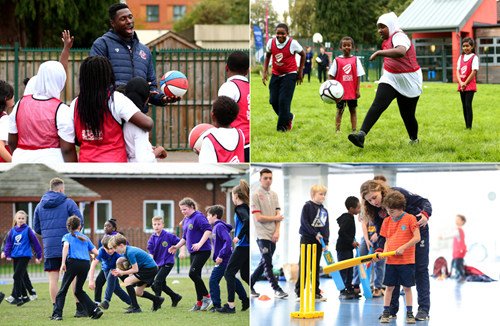 Forever Sport programme celebrates record numbers