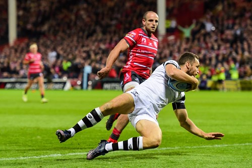 Bears to host Gloucester in Friday night clash