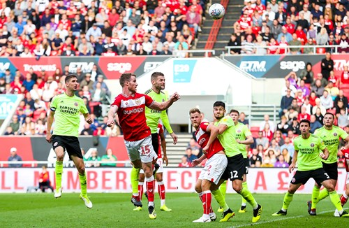 Report: Bristol City 1-0 Sheffield United