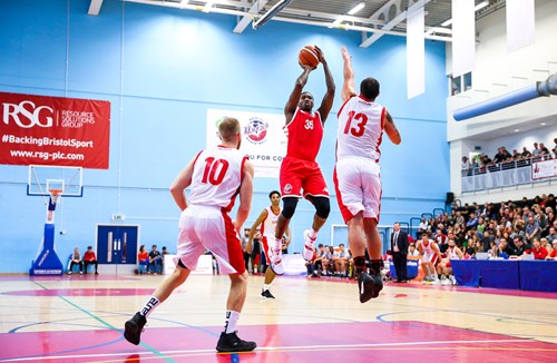 Report: Bristol Flyers 112-32 Team Basketball Wales
