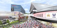 Ashton Gate Stadium reveals expansion plans for new city sporting quarter