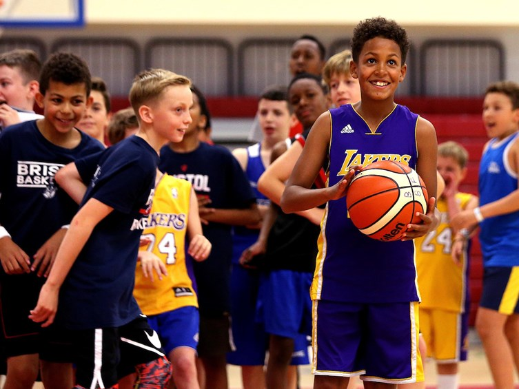 Bristol Flyers Basketball Camps