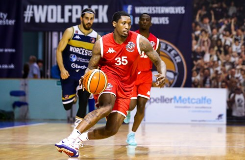 Report: Worcester Wolves 74-81 Bristol Flyers