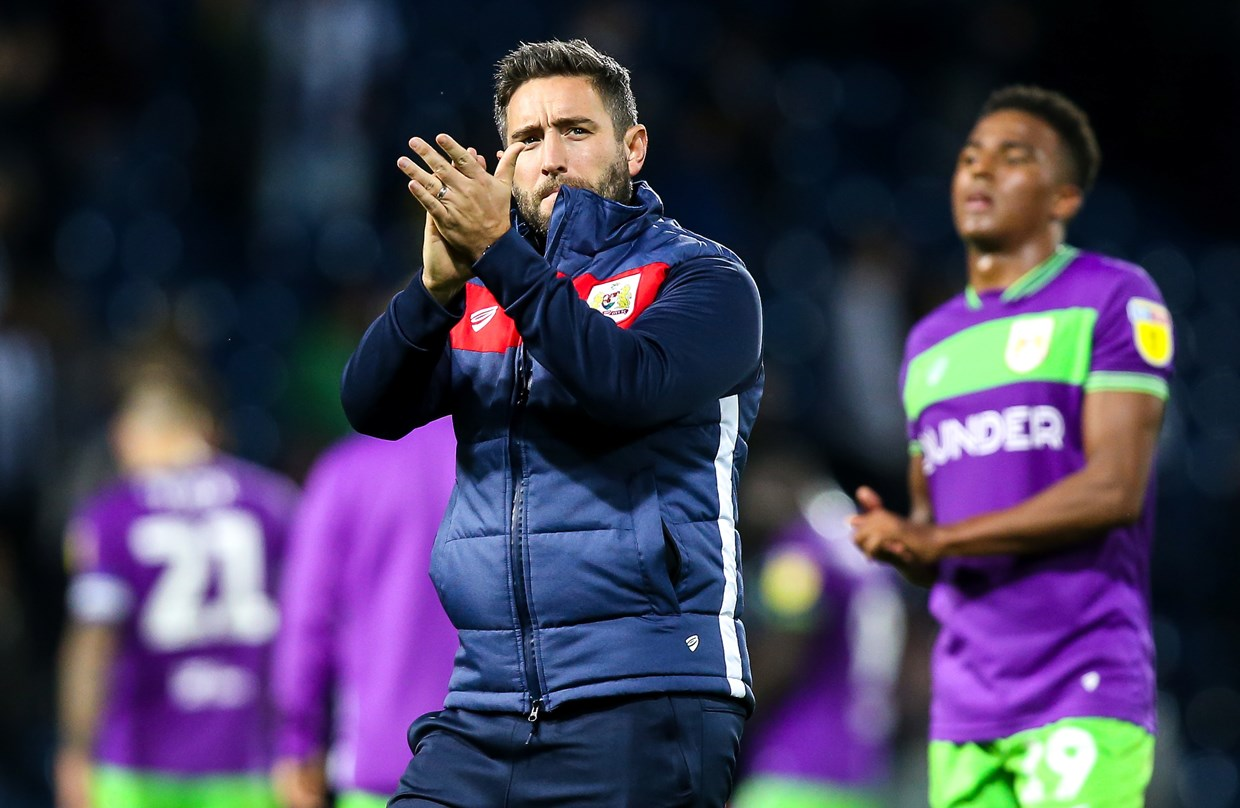 Video: Lee Johnson Post-West Bromwich Albion away thumbnail