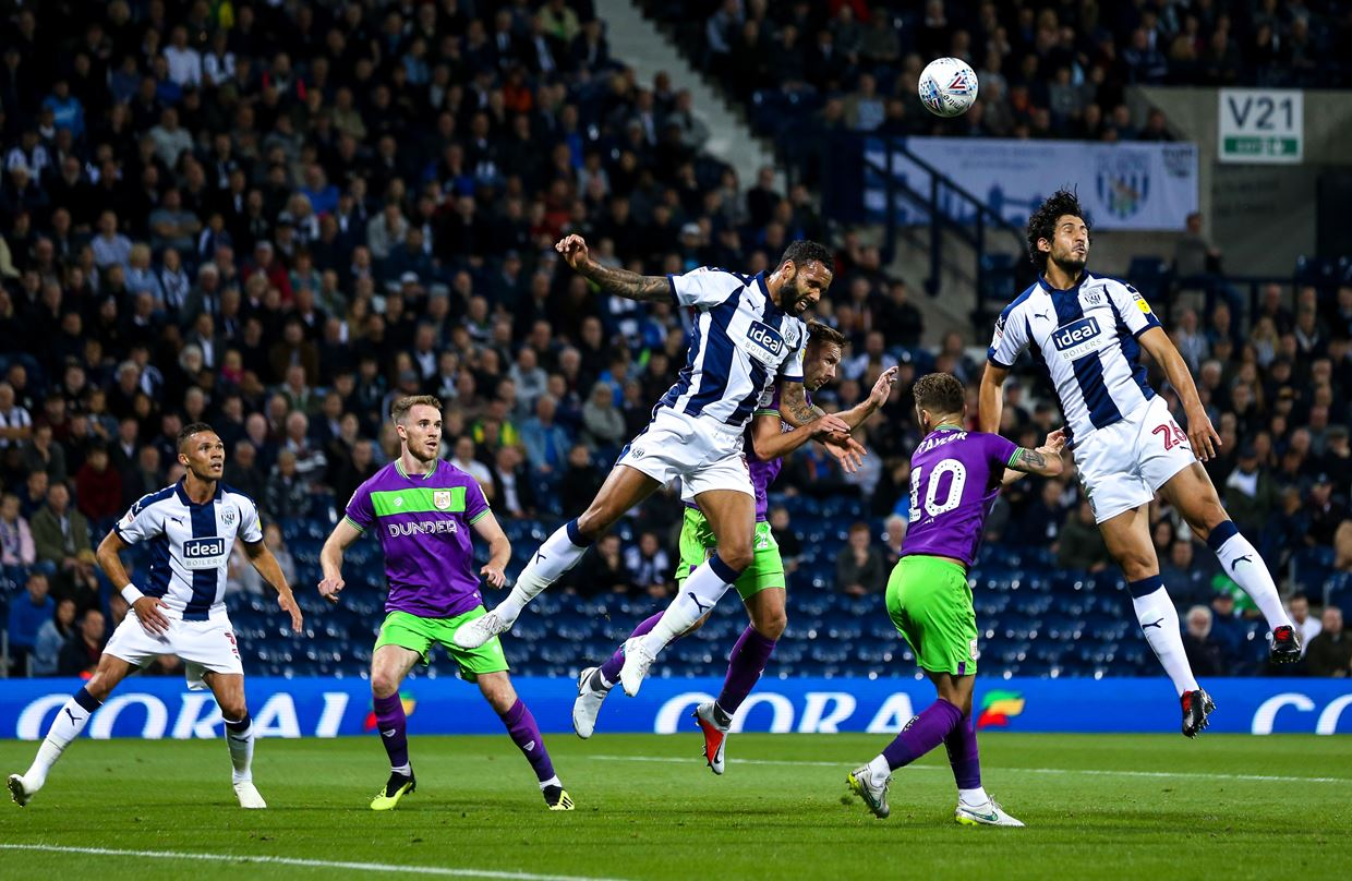 Highlights: West Bromwich Albion 4-2 Bristol City thumbnail