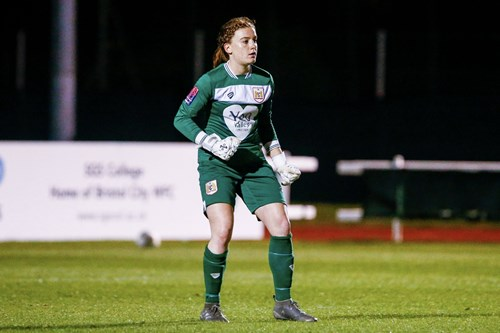 Vote Baggaley PFA Women's Player of the Month