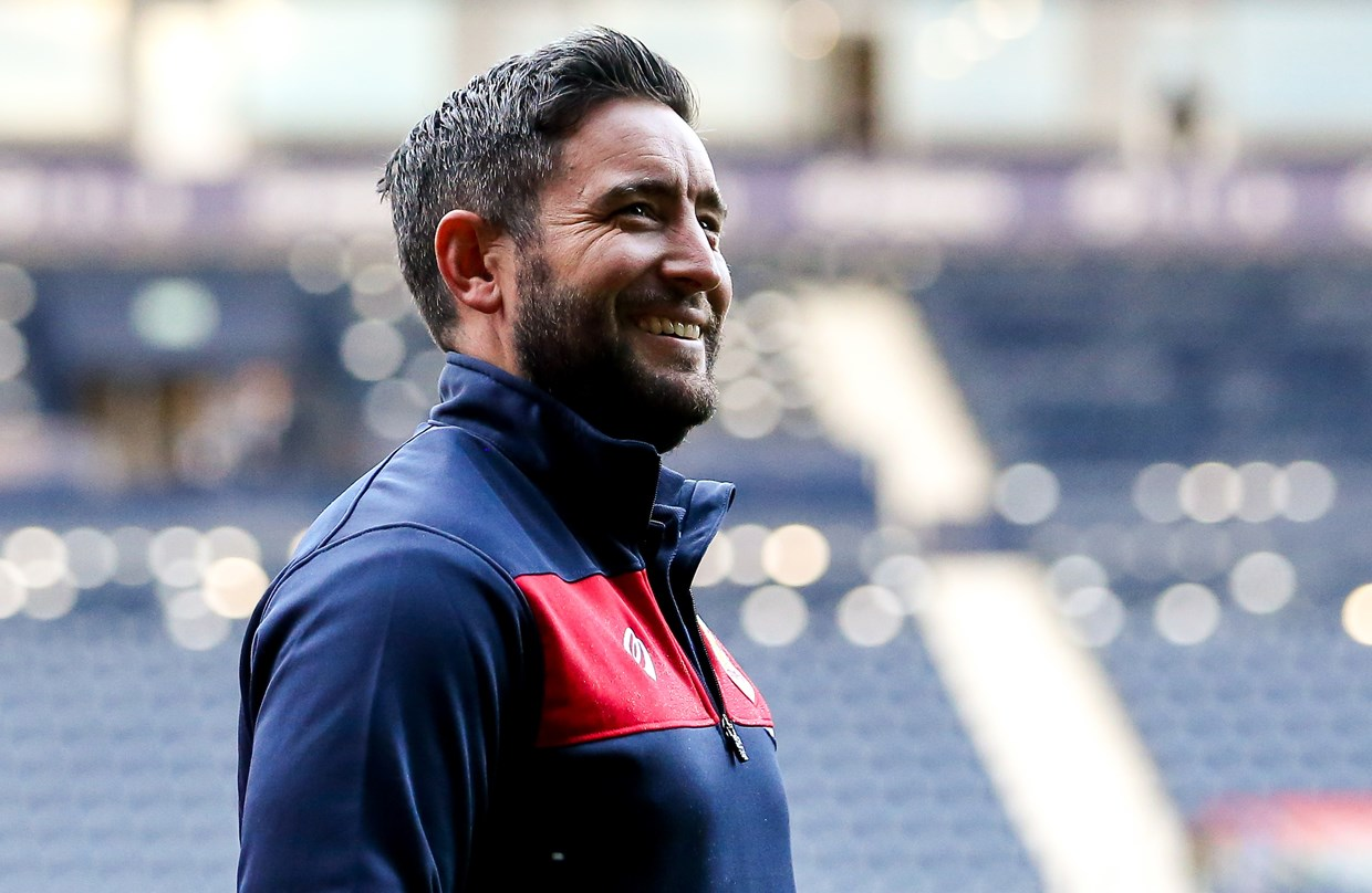 Video: Lee Johnson Pre-Rotherham United away  thumbnail