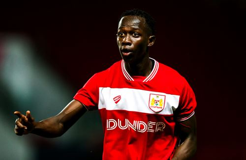 Janneh links up with Torquay