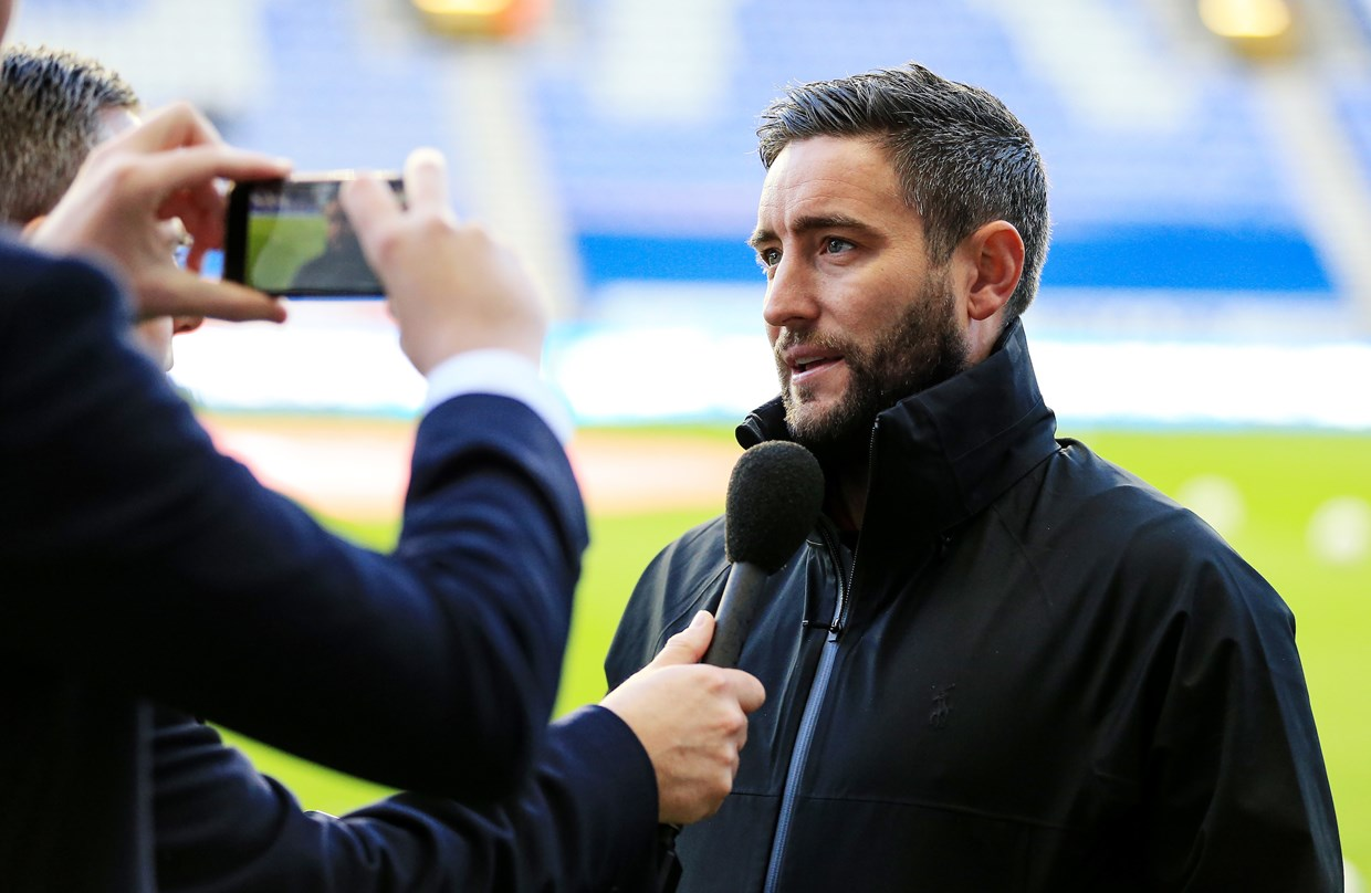 Video: Lee Johnson Post-Wigan Athletic away thumbnail