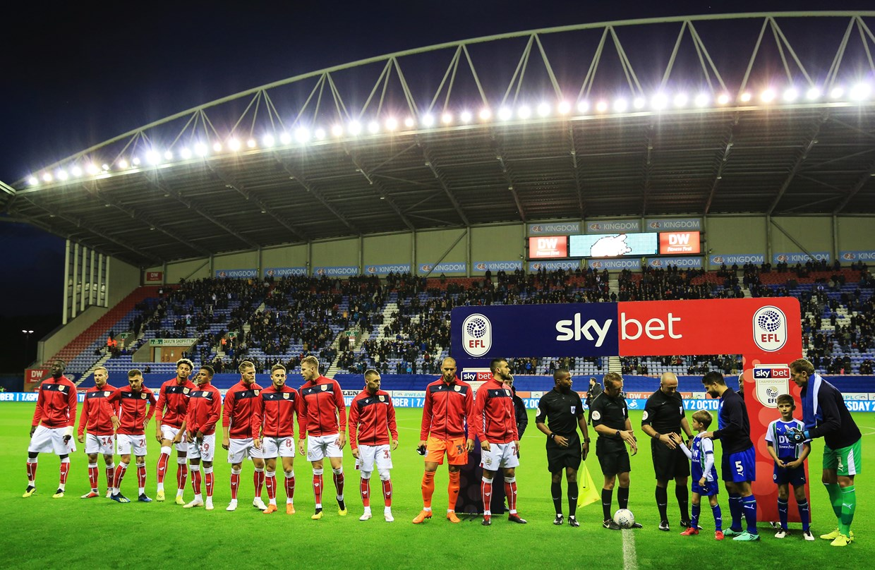 Highlights: Wigan Athletic 1-0 Bristol City thumbnail