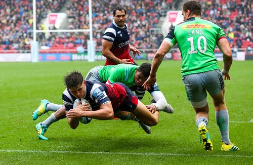 Getting to the Gate - Leicester Tigers