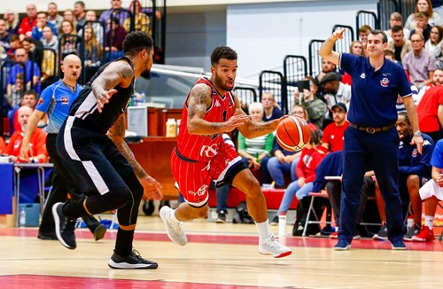 Gallery: Bristol Flyers 73-78 London City Royals