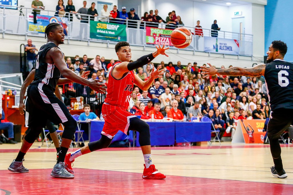Highlights: Bristol Flyers 73-78 London City Royals