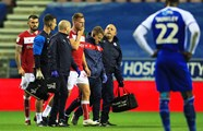 Kalas suffers injury blow