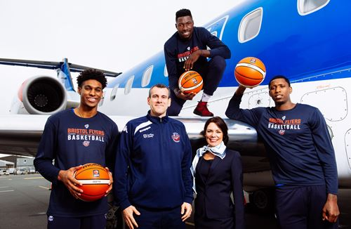 Flyers launch elite partnership with flybmi