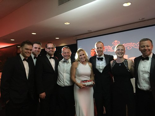 Ashton Gate/Bristol Sport wins 'Business in the Community' award