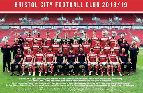 Get your 2018/19 City poster in tonight's Well Red