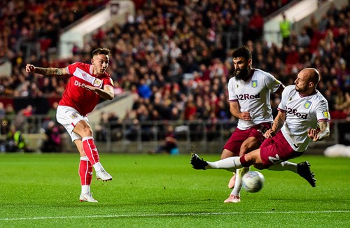 Report: Bristol City 1-1 Aston Villa