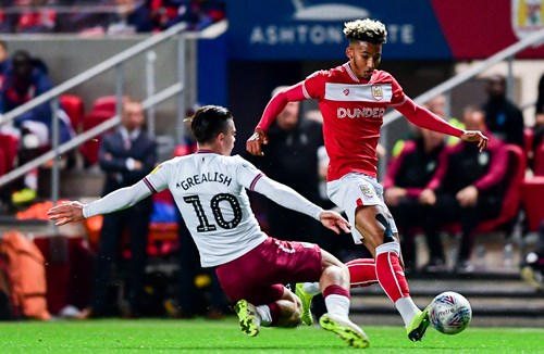 Highlights: Bristol City 1-1 Aston Villa