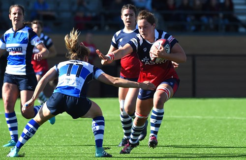 Report: Bristol Bears Women 41-14 DMP Sharks