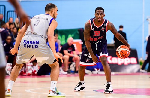 Report: Bristol Flyers 92-60 Sheffield Sharks