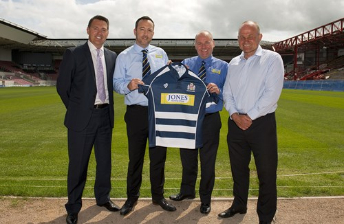 Jones Building Group Sign Up As Bristol Rugby Sponsor