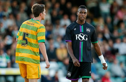 Report: Yeovil Town 1-0 Bristol City