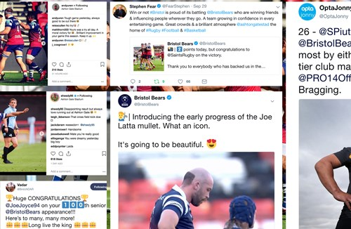 Social media round-up: Bears lose thriller