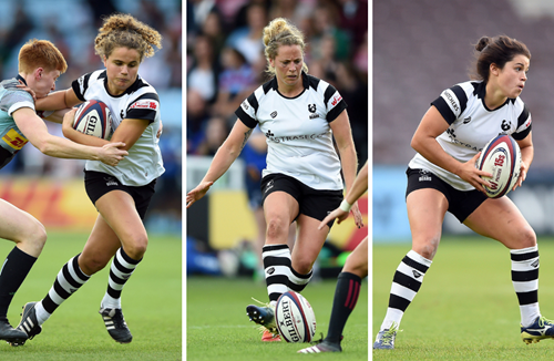 Bears Women trio selected for England training camp