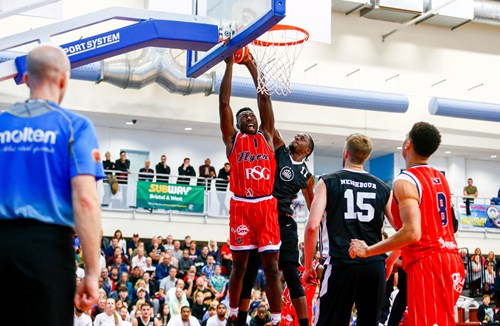 Bristol Flyers 'Top 5' plays of the month - September 2018