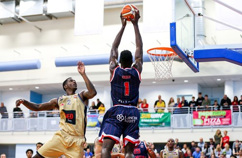 Report: Bristol Flyers 85-83 Glasgow Rocks