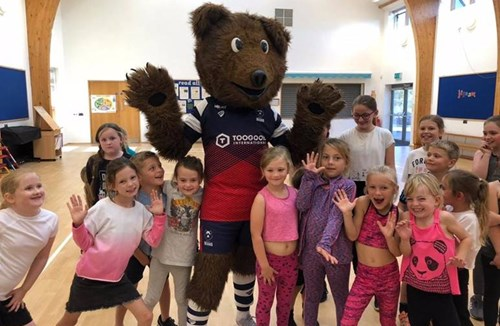 Bristol Sport Foundation pupils to perform Brizzley's Boogie