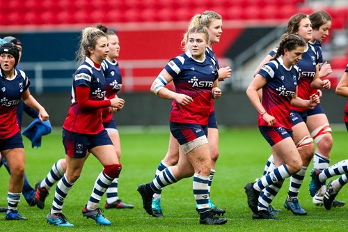 Team news: DMP Shark vs Bristol Bears Women