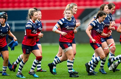 Bristol Bears Women announce partnership with Weston College